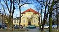 Bydgoszcz - Ulica 20 stycznia 1920 Roku. Akademia Muzyczna - panoramio (1).jpg