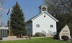 Hình nền trời của Byron, Wisconsin