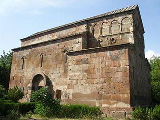 Byurakan - Image: Byurakan Saint Hovhannes 2