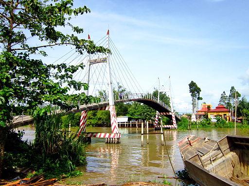 Cầu Thoại Hà 3