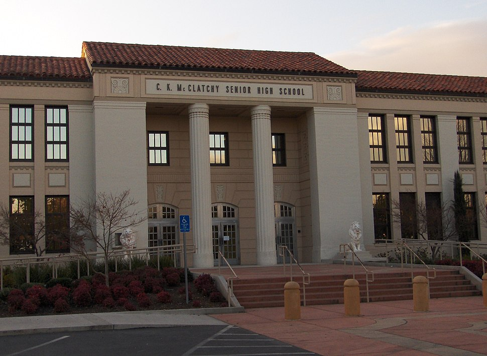 C.K. McClatchy High School