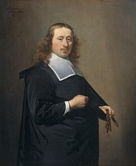 Willem Jacobsz Baert (1636-84). Mayor of Alkmaar and Amsterdam