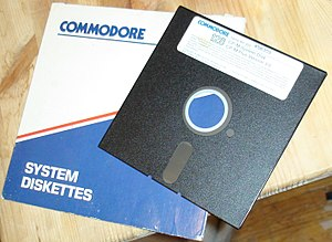 Commodore 128 - Using CP/M mode requires use of a boot diskette. The diskette was included with the computer, which did not include a disk drive.