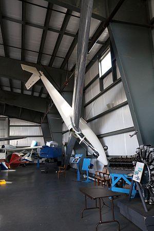 Schreder Airmate HP-11 - A Schreder HP-11 at the British Columbia Air Museum Victoria