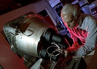 Gerald J. Fishman American astronomer