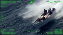 File:CG intercepts 2300 lbs of cocaine in Eastern Pacific Ocean DOD 107053964-5d3cf307ae098.webm