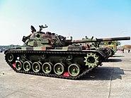 CM-12 Tank Ready to Transport 20120211a