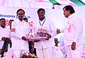 CM KCR in Raythu Samanvaya Samithi on 25th February 2018 (05).jpg