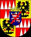 COA cardinal AT Sommerau-Beckh Maximilian Joseph Gottfried.png