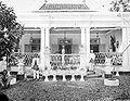 COLLECTIE TROPENMUSEUM Huis van een Arabisch hoofd Pekalongan Oost-Java TMnr 10021095.jpg