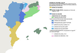 National and regional identity in Spain - The Crown of Aragon, 15th century