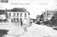 CP Leffonds La Place. La Mairie.jpg