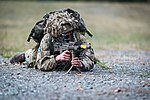 C Squadron from the Queen's Royal Hussars conduct Junior NCO Cadre. MOD 45161771.jpg