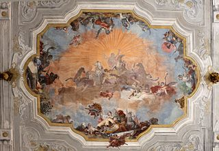 Rococo 18th-century artistic movement and style