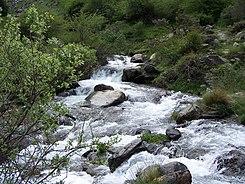 Resultado de imagen de el agua del rio genil