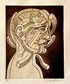 Cabeza cibernética, Arnold Belkin.jpg