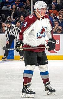 Cale Makar Canadian ice hockey player (1998-)