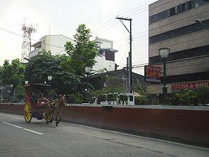 Tondo, Manila - Image: Calesa Tondo 640