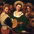Callisto Piazza (Calisto de la Piaza da Lodi), Italian (active Lodi and Brescia), first documented 1524, died 1561 - Musical Group - Google Art Project.jpg