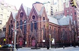 Calvary Church Manhattan Wikipedia