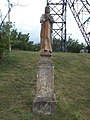Calvary Hill, statue, 2017 Dorog.jpg