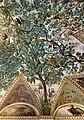 Camillo mantovano, volta della sala a fogliami di palazzo grimani, 1560-65 ca. 27 castagno.jpg