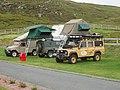 Campsite at Clickimin, Lerwick - geograph.org.uk - 85046.jpg