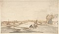 Canal Landscape with Figures MET DP800703.jpg