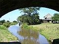 Canal at Upper Hulme - geograph.org.uk - 201561.jpg