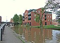 Canalside apartments - geograph.org.uk - 823688.jpg