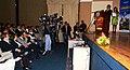"""Canciller Patiño asiste al lanzamiento del programa de becas de la SENESCYT """"Convocatoria Abierta 2011"""" (5372882749).jpg"""