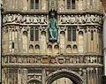 Canterbury Christ Church Gate detail 01.JPG