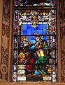 Cappella di filippo strozzi, vetrata 02.JPG