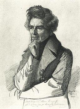 Carl Christian Vogel von Vogelstein - Ernst Benjamin Salomo Raupach