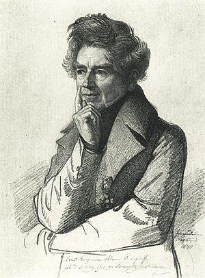 Ernst Raupach - Image: Carl Christian Vogel von Vogelstein Ernst Benjamin Salomo Raupach
