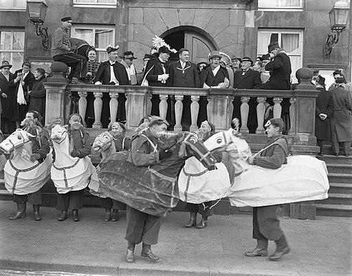 Carnaval Oeteldonk Den Bosch en Bergen op Zoom, Bestanddeelnr 907-5873