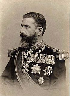 Carol I of Romania King of Romania