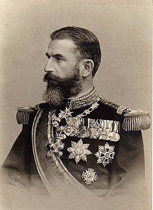 Germans of Romania - Image: Carol I King of Romania