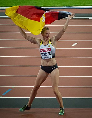 Carolin Schäfer London Athletics 2017 (36488801055).jpg
