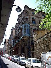Conservatorio Juan Canto. Alcoi from wikimedia.org