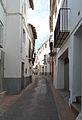 Carrer de la Vall d'Almonesir, Alt Palància, País Valencià.JPG