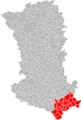 Carte de la Communauté de communes du Cœur du Poitou.png