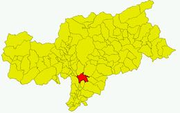 Il territorio comunale