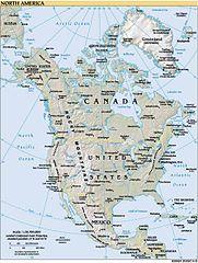 Cartina Geografica America Del Nord Fisica.File Cartina Fisica Dell America Del Nord Jpg Wikimedia Commons