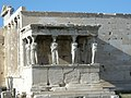 Caryatids of the Erechtheion Acropolis Athens Greece.jpg