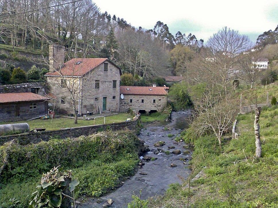 CasaMuiño en Santiago de Compostela