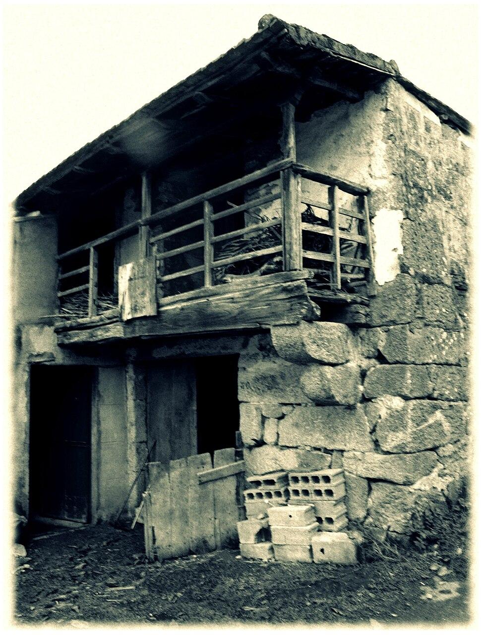 Casa en Vilariño das Poldras, Couso de Limia, Sandiás, Ourense, Galicia (Spain)