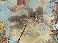 Casa martelli, salone giallo, vincenzo meucci, allegoria dei 4 continenti, centro.JPG