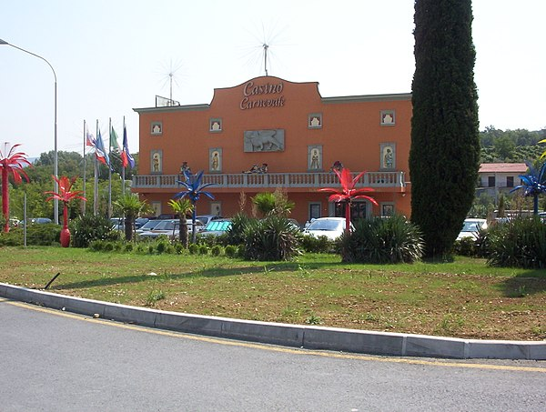 Casino in Umag.