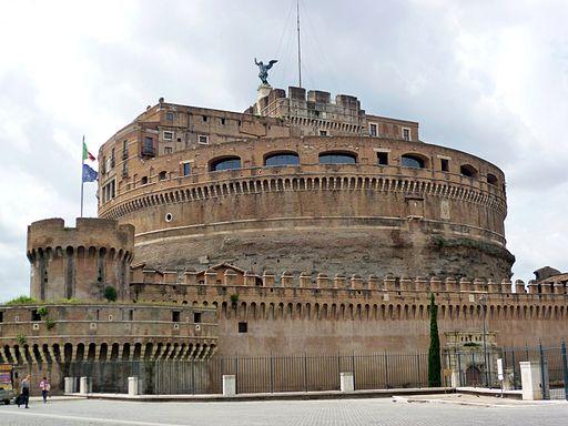 Castel S-Angelo 2010c